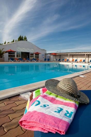 Location de vacances - Camping à La Tranche-sur-Mer - La piscine extérieure