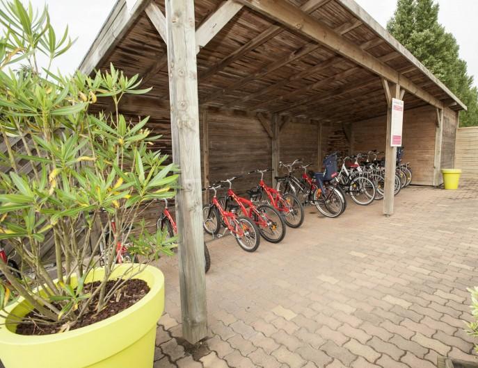 Location de vacances - Camping à La Tranche-sur-Mer - Location de vélos