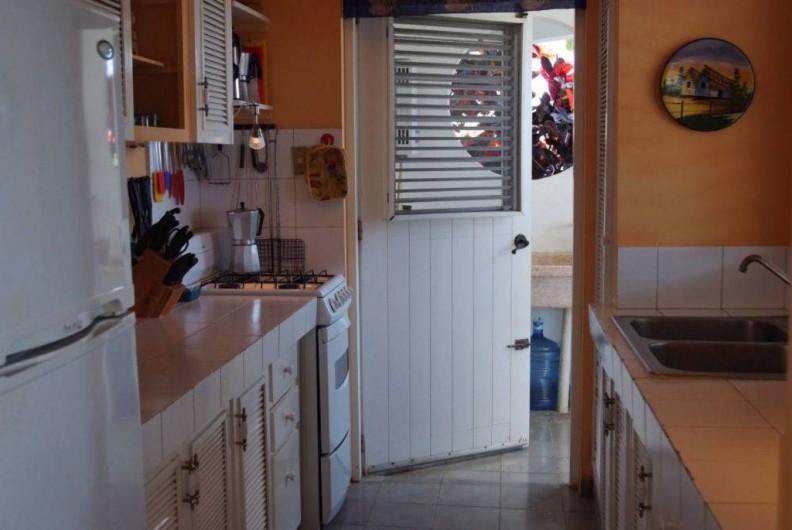 Location de vacances - Villa à Cabrera - Cuisine de la villa