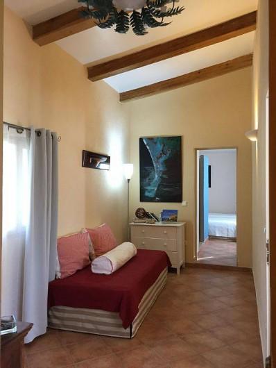 Location de vacances - Villa à Calvi - LIT INVITER 5eme LIT