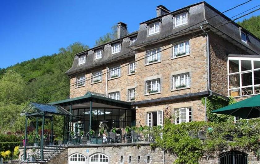 Location de vacances - Chambre d'hôtes à Vresse-sur-Semois