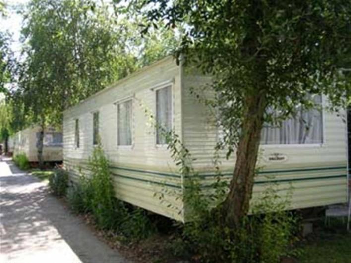 Location de vacances - Bungalow - Mobilhome à Kervoyal - Mobile home