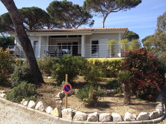 Location de vacances - Maison - Villa à Gassin - Devant