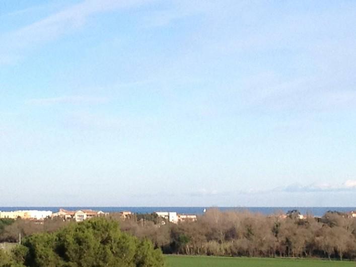 Location de vacances - Maison - Villa à Gassin - Vue mer et sur St Tropez