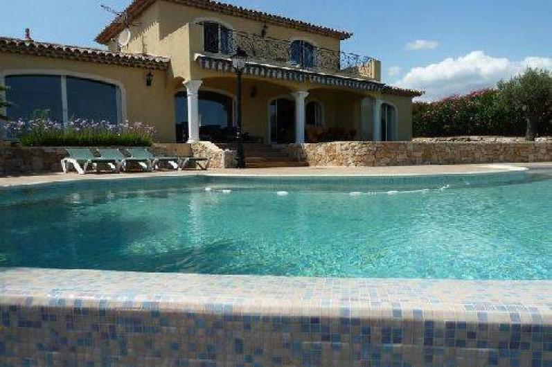 Location de vacances - Maison - Villa à Les Adrets-de-l'Estérel
