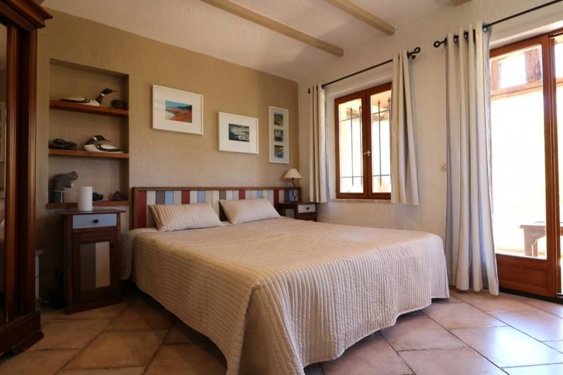 Location de vacances - Villa à Seillans - La suite à l'étage