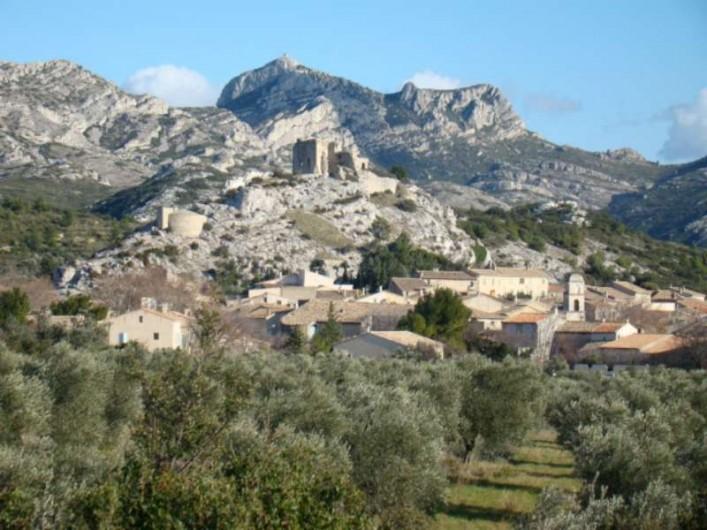 Location de vacances - Mas à Aureille - village