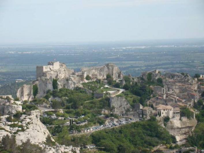 Location de vacances - Mas à Aureille - les Baux de provence