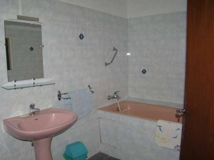 Location de vacances - Mas à Aureille - salle de bain