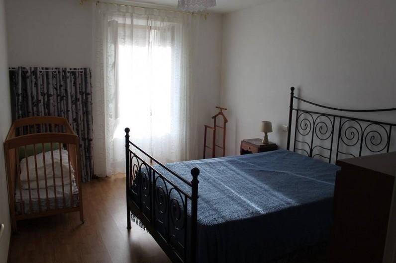 Location de vacances - Gîte à Courcelles-lès-Montbard - Chambre 3