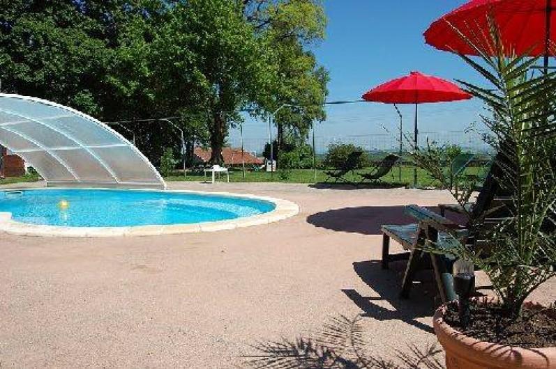 Location de vacances - Chambre d'hôtes à Belleau