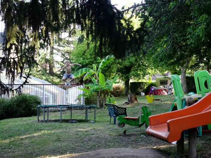 Location de vacances - Camping à Lalinde