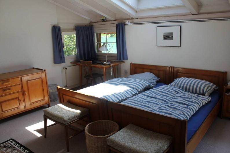Location de vacances - Villa à Lungern - Chambres des parents
