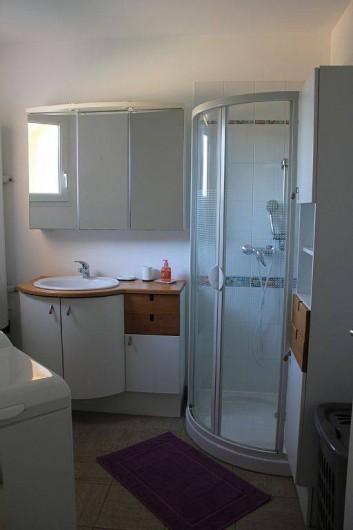 Location de vacances - Appartement à Porticcio - Salle de bain