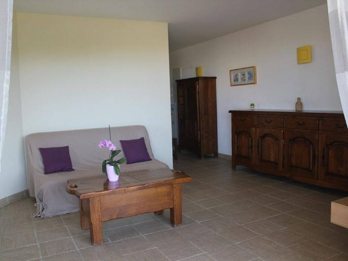 Location de vacances - Appartement à Porticcio - pièce principale