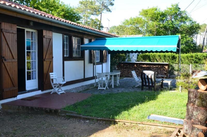 Location de vacances - Villa à Vieux-Boucau-les-Bains