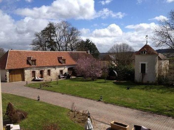 Location de vacances - Gîte à Auxerre - MEZZANINE