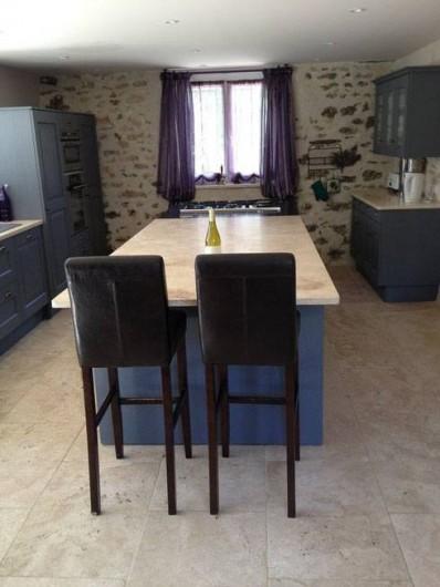Location de vacances - Gîte à Auxerre - CUISINE
