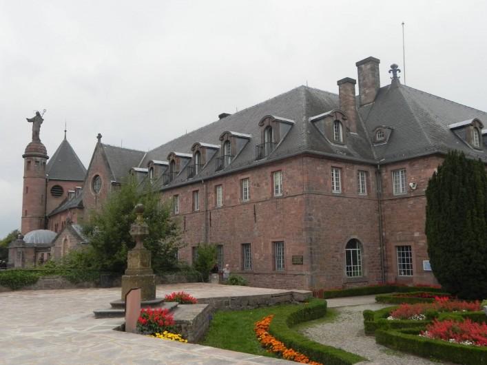Location de vacances - Chambre d'hôtes à Saint-Pierre-Bois - Le Mont Sainte Odile