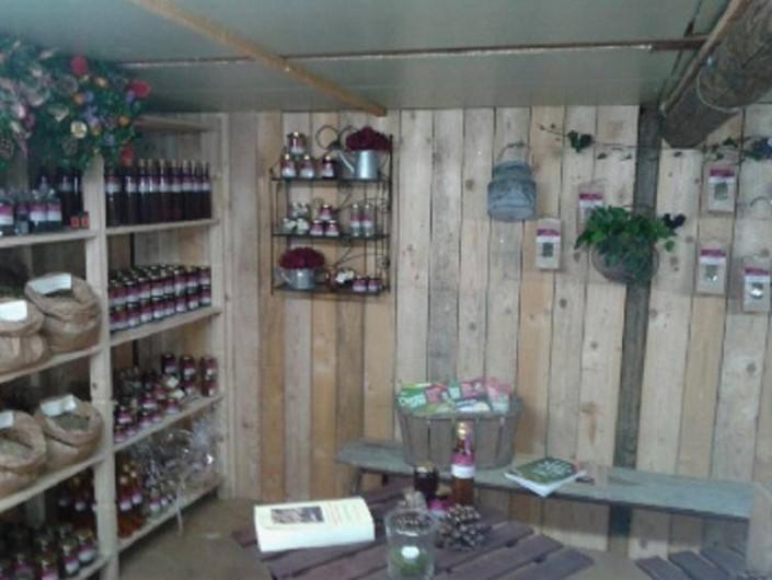 Location de vacances - Tipi à Saint-Vincent-en-Bresse - Nous avons nous aussi nos petites spécialités, ce sont de bonnes idées  cadeaux!
