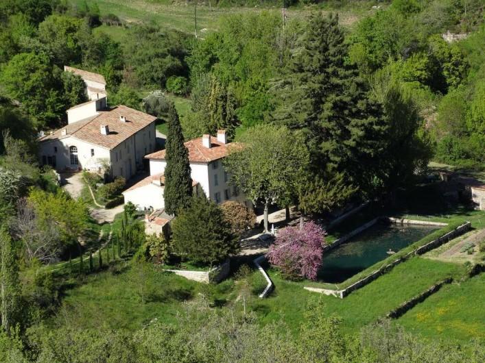 Location de vacances - Gîte à Montferrat - Le Domaine de La Magdeleine