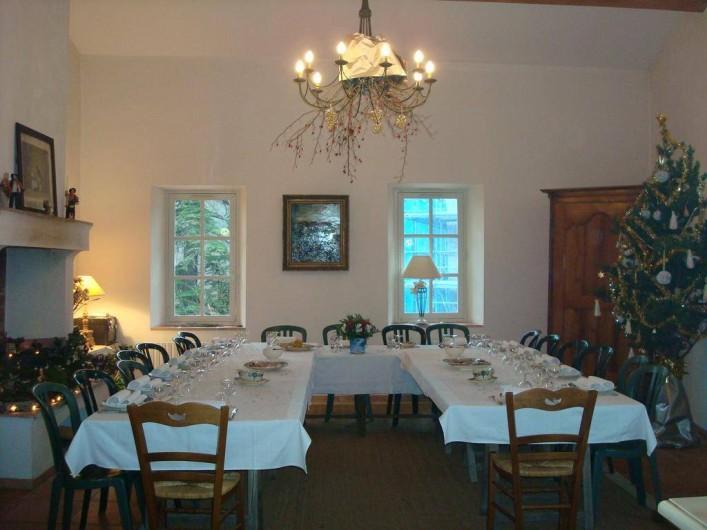 Location de vacances - Gîte à Montferrat - Un Noël à La Magdeleine