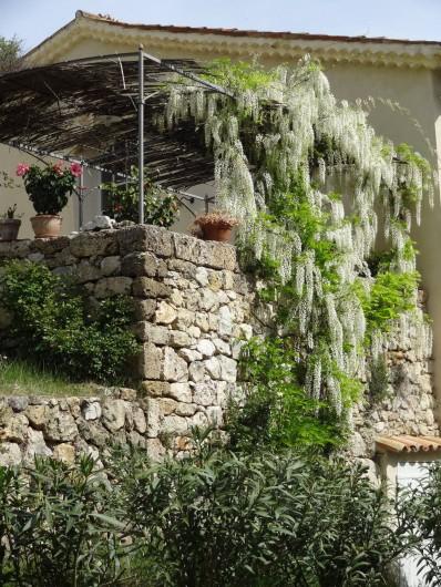 Location de vacances - Gîte à Montferrat - Glycine