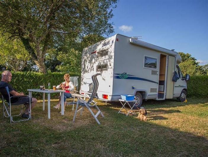 Location de vacances - Camping à Rochefort-en-Terre