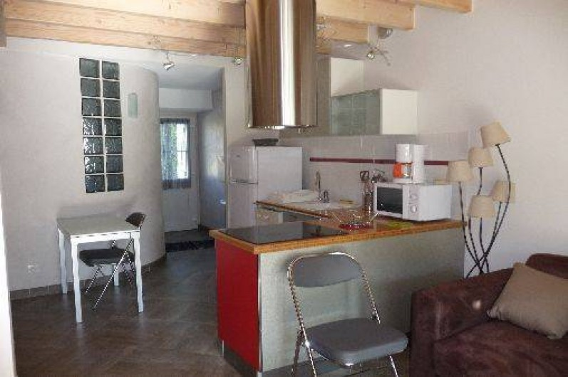 Location de vacances - Gîte à Port-Saint-Père - Espace très confortable