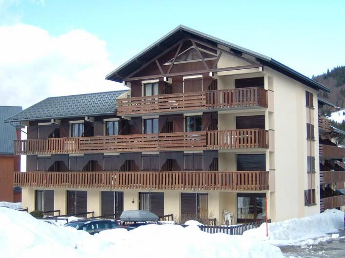 Location de vacances - Studio à La Morte - Résidence le Sherpa