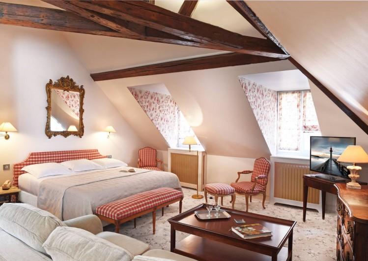 Location de vacances - Hôtel - Auberge à Trouville-sur-Mer - SUITE JUNIOR