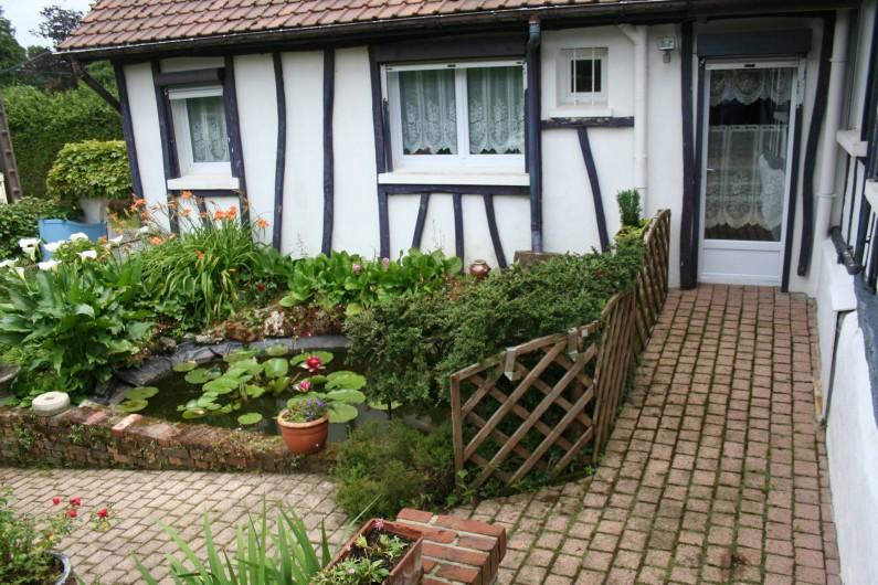 Location de vacances - Chambre d'hôtes à Ochancourt - accès au chambres d hôtes