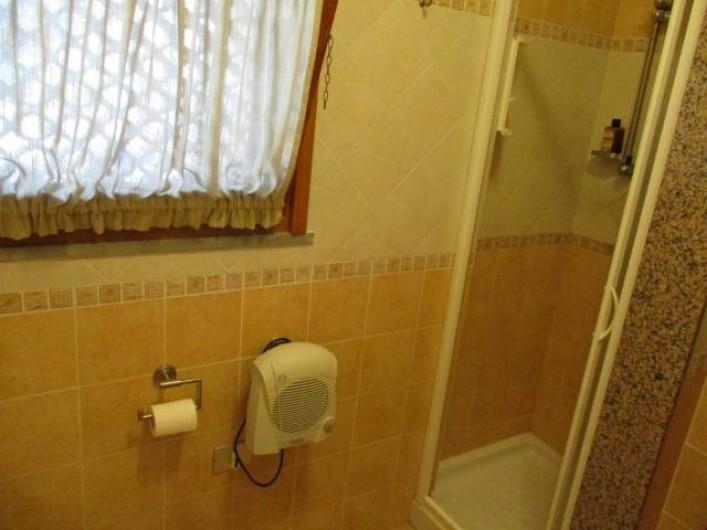 Location de vacances - Maison - Villa à Badesi - Salle de douche