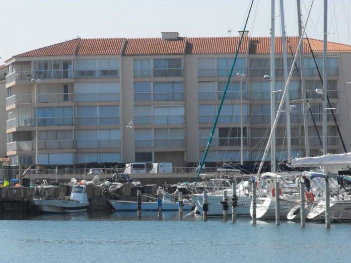 Appartement à Port Barcarès Face Au Port De Pêche Le Barcarès - Location vacances port barcares