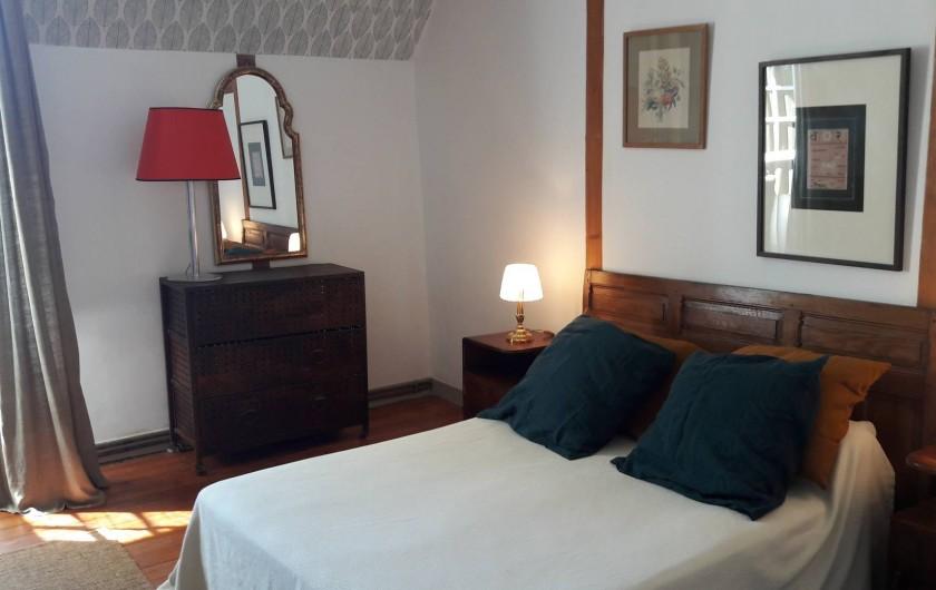 Location de vacances - Château - Manoir à Loctudy - Chambre