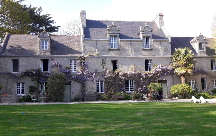 Location de vacances - Château - Manoir à Loctudy