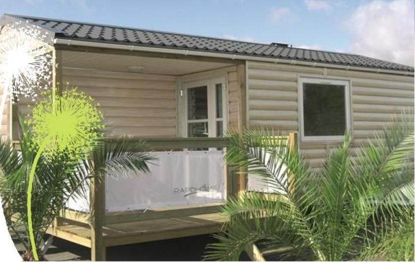 Location de vacances - Bungalow - Mobilhome à Quend Plage