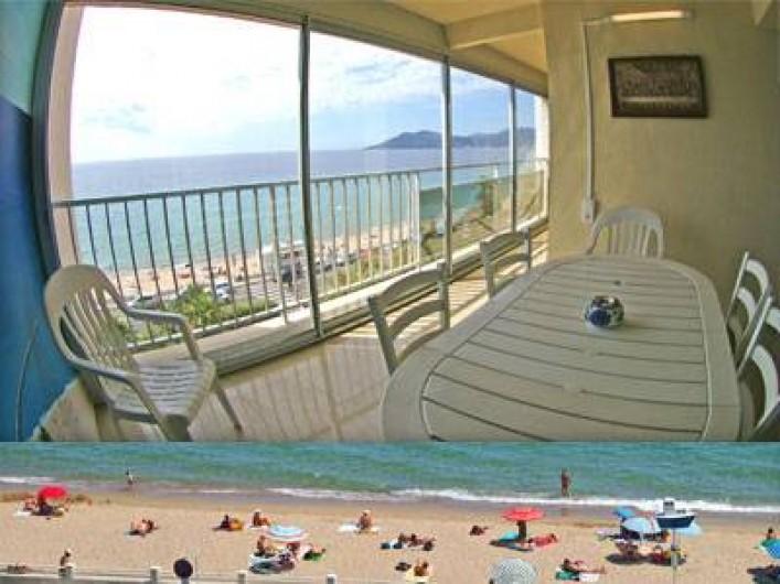 Location de vacances - Appartement à Cannes la Bocca