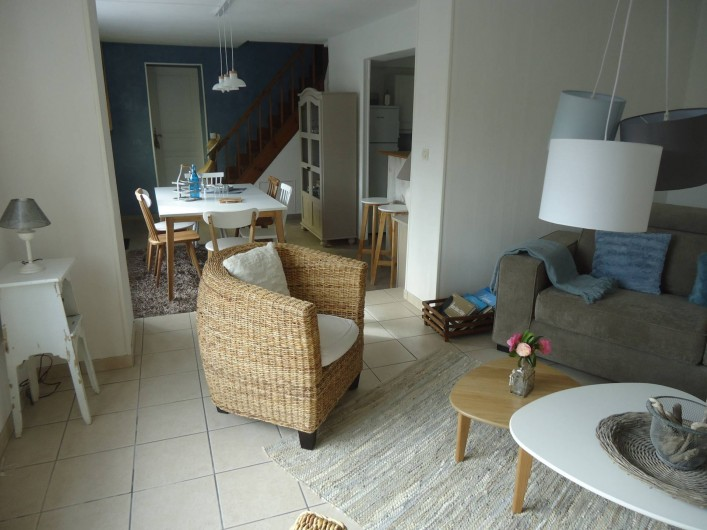Location de vacances - Maison - Villa à Neuville-lès-Dieppe - Vue d'ensemble
