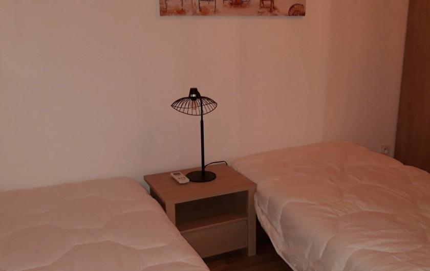 Location de vacances - Villa à Folelli - chambre 3