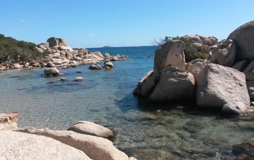 Location de vacances - Villa à Folelli - les environs