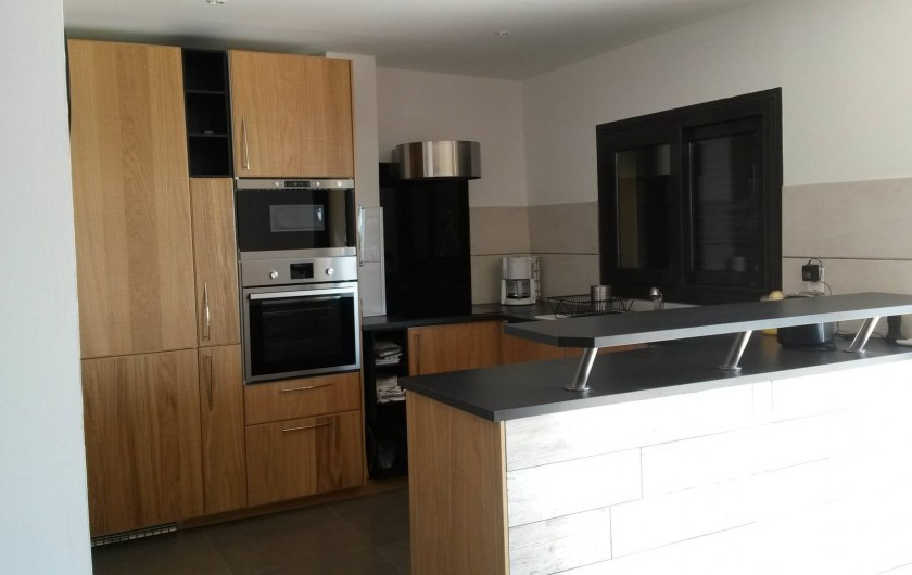 Location de vacances - Villa à Folelli - cuisine