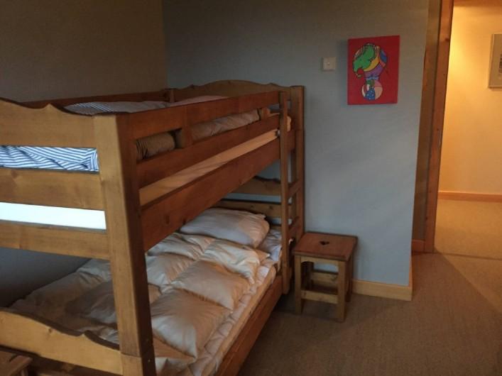 Location de vacances - Appartement à Ormont-Dessus - Chambre 3