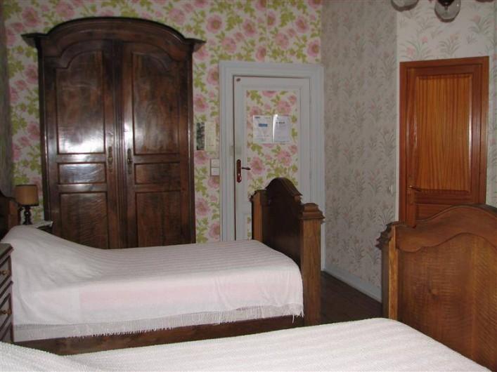 Location de vacances - Chambre d'hôtes à Saint-Macaire - La Macarienne