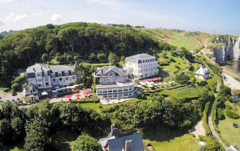 Location de vacances - Hôtel - Auberge à Étretat