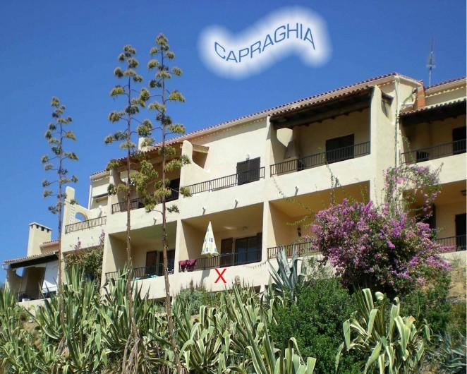 Location de vacances - Appartement à Tiuccia - Appartrment