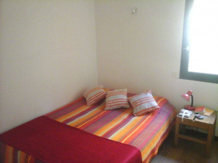 Location de vacances - Maison - Villa à Ajaccio - Chambre au 1er étage comprenant un lit double