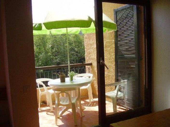 Location de vacances - Maison - Villa à Ajaccio - Terrasse