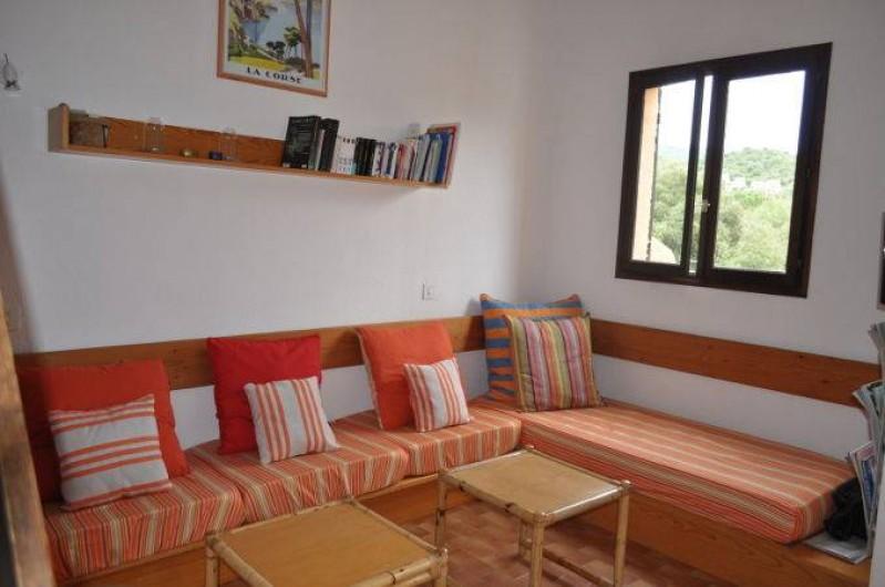 Location de vacances - Maison - Villa à Ajaccio - Séjour
