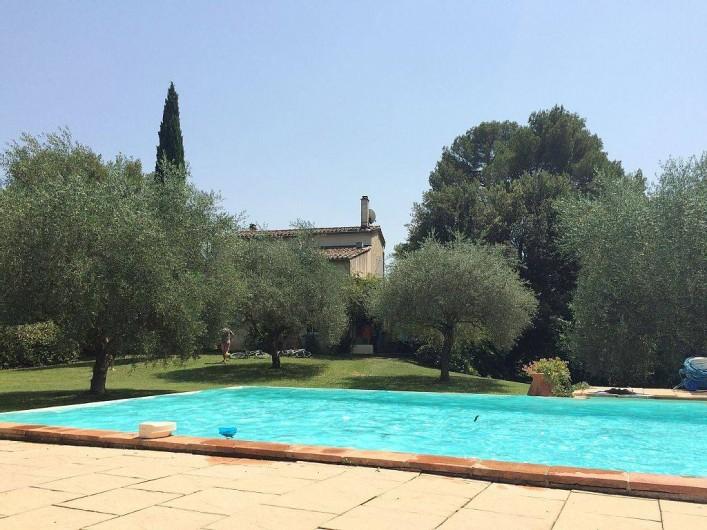 Location de vacances - Villa à Barjols